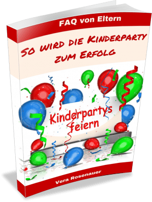 Cover Kinderpartyplaner